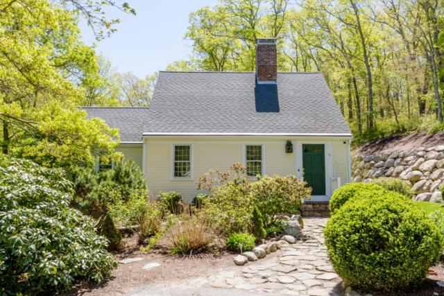 11 Christopher Hollow Road, Sandwich, MA 02563 (MLS #21803666) :: ALANTE Real Estate