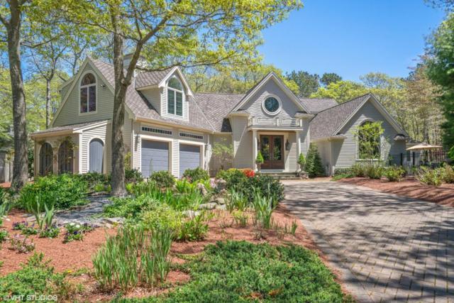 98 S Waterline Drive, Mashpee, MA 02649 (MLS #21803681) :: ALANTE Real Estate