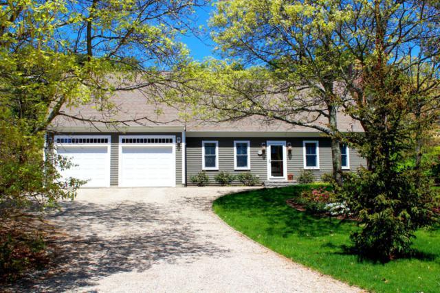 2 Andrew Way, Truro, MA 02666 (MLS #21803692) :: ALANTE Real Estate