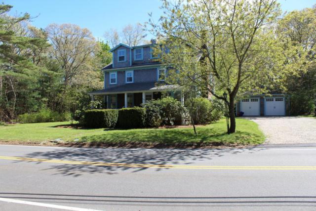 379 Flint Street, Marstons Mills, MA 02648 (MLS #21803701) :: ALANTE Real Estate