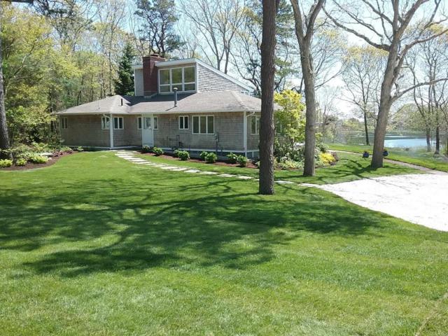 47 Salt Marsh Lane, Pocasset, MA 02559 (MLS #21803705) :: ALANTE Real Estate