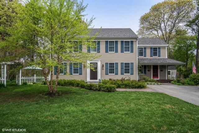45 Joshua's Way, Eastham, MA 02642 (MLS #21803708) :: ALANTE Real Estate