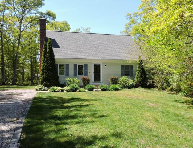 36 Andrews Street, East Falmouth, MA 02536 (MLS #21803710) :: ALANTE Real Estate