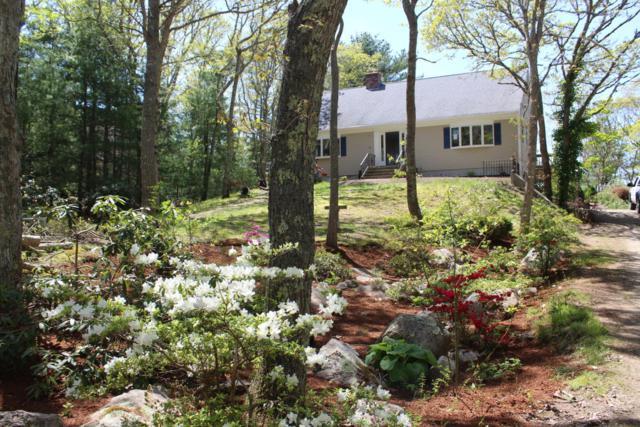 24 Ridgeview Drive, West Falmouth, MA 02574 (MLS #21803711) :: ALANTE Real Estate