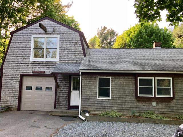348 Sandwich Road, East Falmouth, MA 02536 (MLS #21803715) :: ALANTE Real Estate