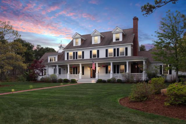 6 Norse Pines Drive, East Sandwich, MA 02537 (MLS #21803722) :: ALANTE Real Estate