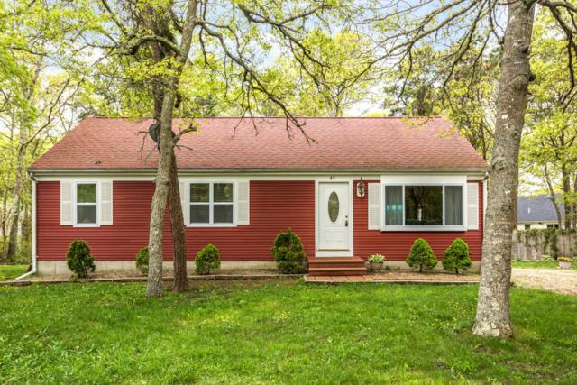 43 Oakview Terrace, Hyannis, MA 02601 (MLS #21803726) :: ALANTE Real Estate