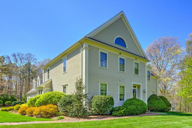 31 Quaker Village Lane, East Sandwich, MA 02537 (MLS #21803729) :: ALANTE Real Estate