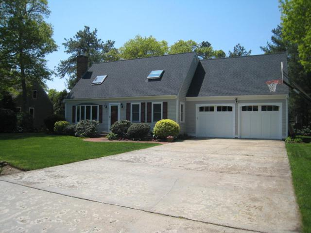 29 Starboard Drive, Mashpee, MA 02649 (MLS #21803734) :: ALANTE Real Estate