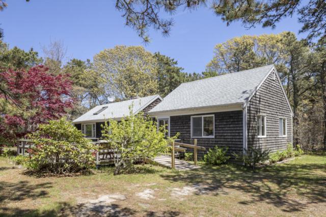 13 Parker Drive, Truro, MA 02666 (MLS #21803739) :: ALANTE Real Estate