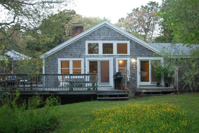 26 Evergreen Lane, Chatham, MA 02633 (MLS #21803784) :: ALANTE Real Estate