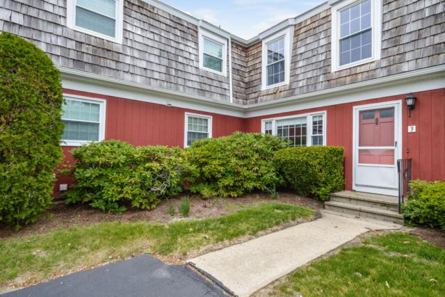 231 Route 28 #3, West Harwich, MA 02671 (MLS #21803891) :: ALANTE Real Estate