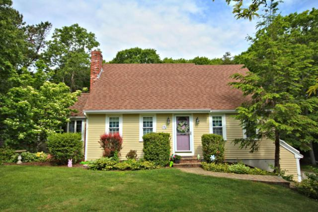 15 Curtis Drive, Plymouth, MA 02360 (MLS #21804336) :: ALANTE Real Estate
