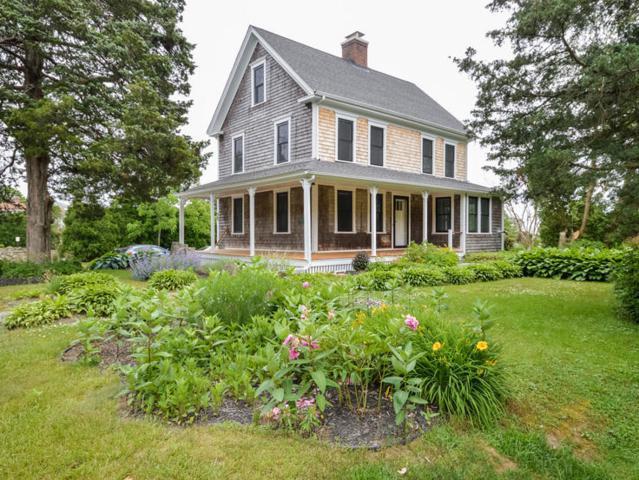 32 Fairhaven Road, Mattapoisett, MA 02739 (MLS #21804555) :: ALANTE Real Estate