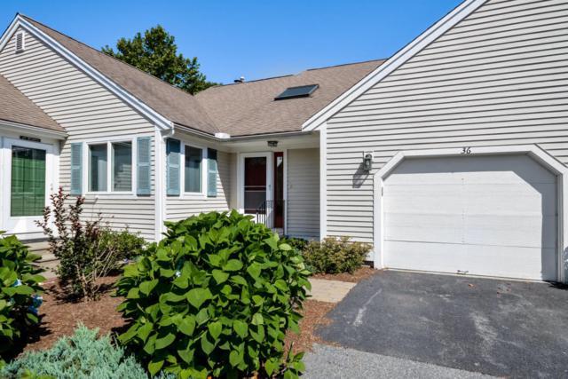 36 Longwood Road, Mashpee, MA 02649 (MLS #21805239) :: Rand Atlantic, Inc.