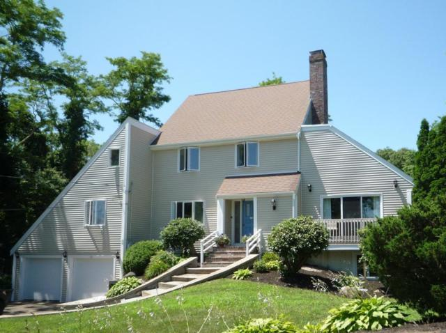 181 Waterside Drive, North Falmouth, MA 02556 (MLS #21805287) :: ALANTE Real Estate