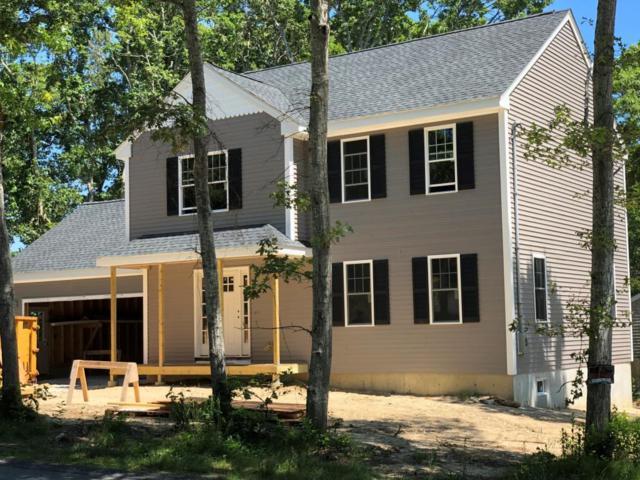 14 Fox Run Road, Sagamore Beach, MA 02562 (MLS #21805525) :: ALANTE Real Estate