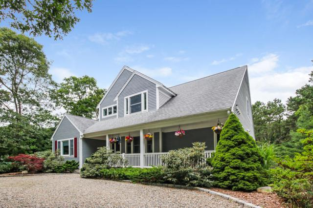 43 Quimby Lane, East Falmouth, MA 02536 (MLS #21805690) :: Rand Atlantic, Inc.
