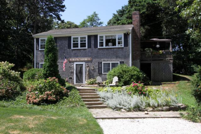 55 Bearses Lane, Eastham, MA 02642 (MLS #21805825) :: Bayside Realty Consultants