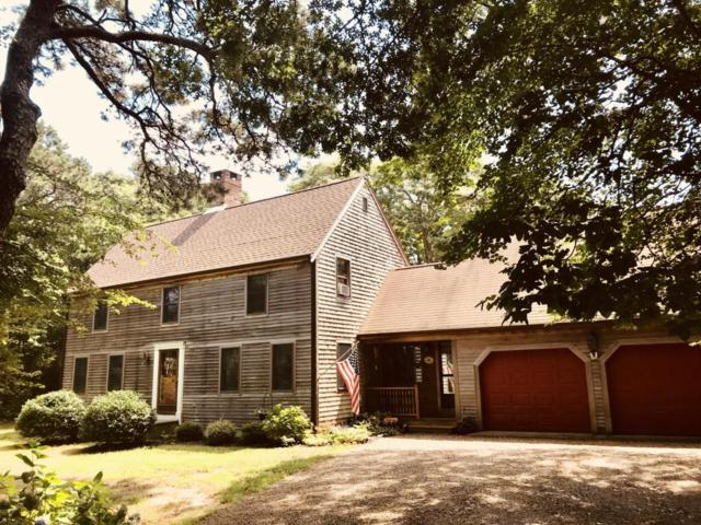 168 Rocky Hill Road, Brewster, MA 02631 (MLS #21806090) :: Bayside Realty Consultants