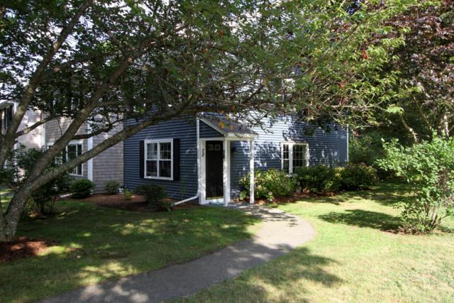 28 Woodview Drive, Brewster, MA 02631 (MLS #21806182) :: Bayside Realty Consultants