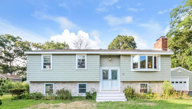 34 Chestnut Street, East Falmouth, MA 02536 (MLS #21806189) :: Bayside Realty Consultants