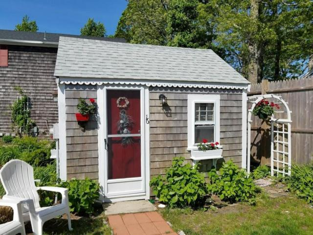 638 Route 28 #16, West Yarmouth, MA 02673 (MLS #21806351) :: Rand Atlantic, Inc.