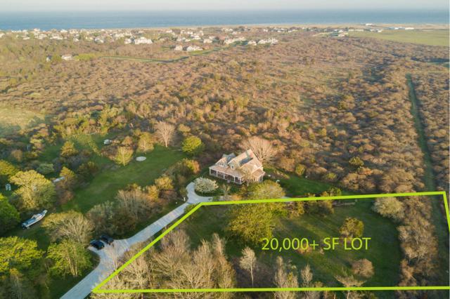 4 Seven Mile Lane, Nantucket, MA 02554 (MLS #21806483) :: ALANTE Real Estate
