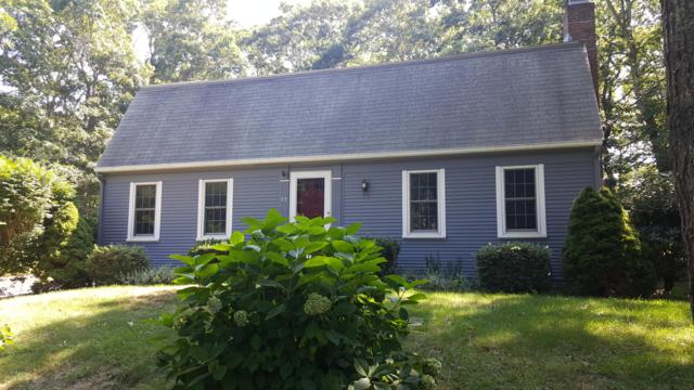 20 Pond View Drive, East Sandwich, MA 02537 (MLS #21806521) :: Bayside Realty Consultants