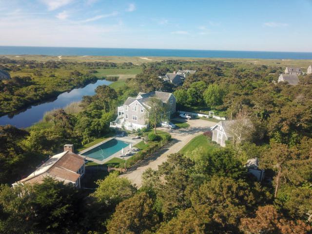 4 Morgan Square, Nantucket, MA 02554 (MLS #21806627) :: ALANTE Real Estate