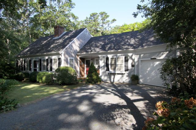 54 Elbow Pond Drive, Brewster, MA 02631 (MLS #21806682) :: Bayside Realty Consultants