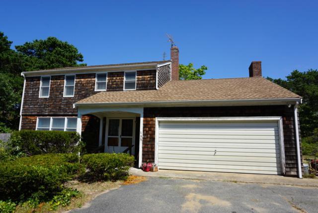 6 Pine Ridge End Road, North Truro, MA 02652 (MLS #21806800) :: ALANTE Real Estate