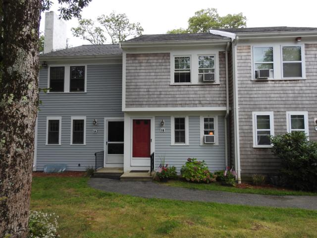 300 Falmouth Road 1B, Mashpee, MA 02649 (MLS #21807032) :: ALANTE Real Estate