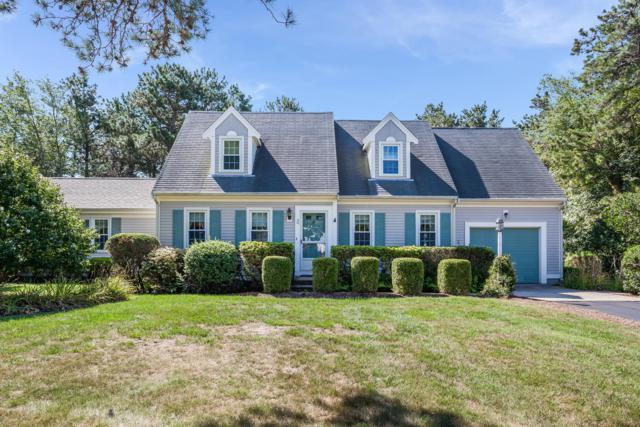 99 Dover Road, Mashpee, MA 02649 (MLS #21807086) :: ALANTE Real Estate