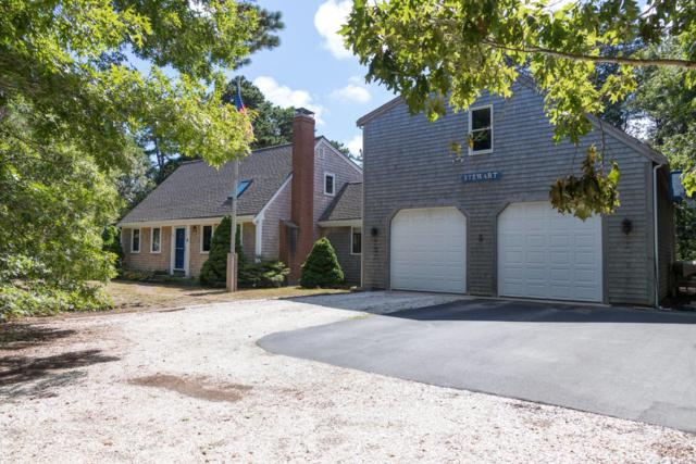 205 Foxwood Drive, Eastham, MA 02642 (MLS #21807101) :: ALANTE Real Estate