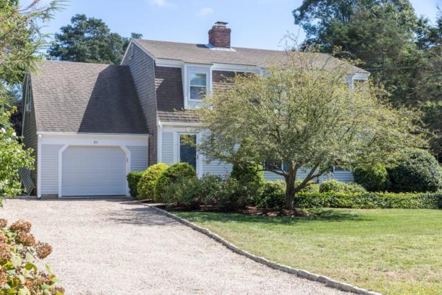 31 Gibson Road, Orleans, MA 02653 (MLS #21807104) :: Rand Atlantic, Inc.