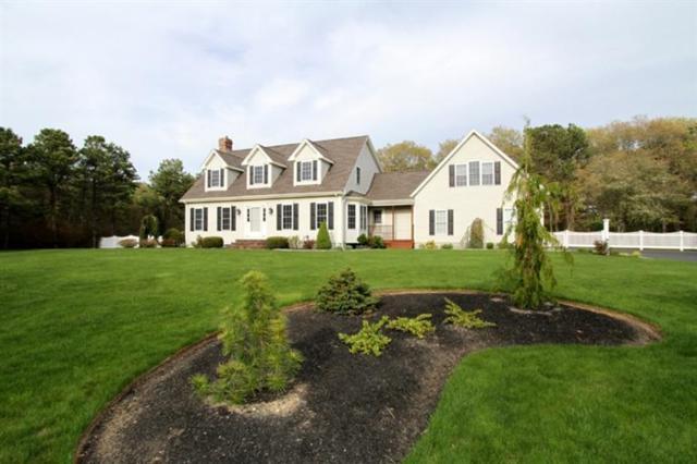 106 Bonnie Lane, Waquoit, MA 02536 (MLS #21807121) :: ALANTE Real Estate