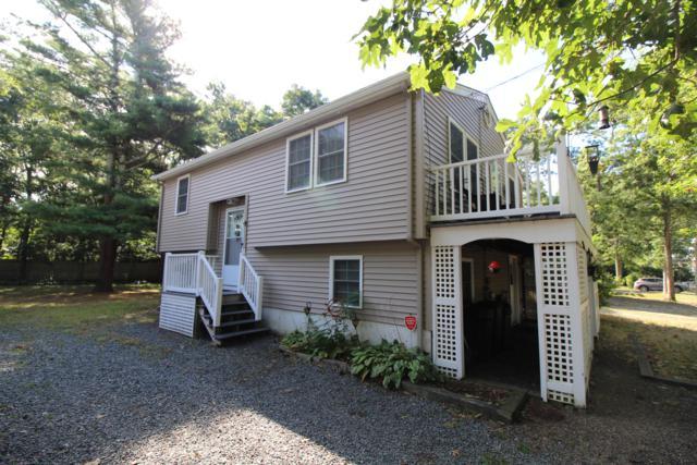 236 Shorewood Drive, East Falmouth, MA 02536 (MLS #21807152) :: ALANTE Real Estate