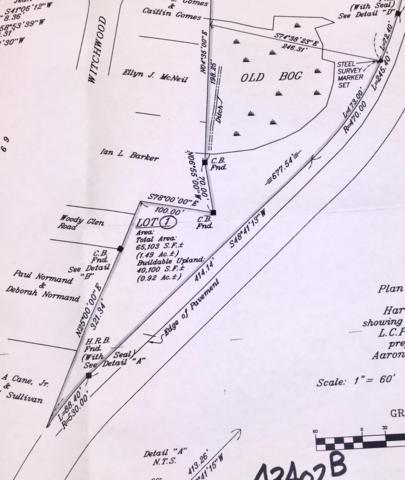 0 Oak Street, Harwich, MA 02645 (MLS #21807154) :: Rand Atlantic, Inc.