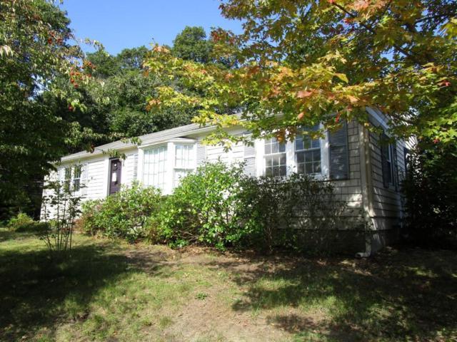 60 Uncle Bills Way, South Dennis, MA 02660 (MLS #21807158) :: ALANTE Real Estate