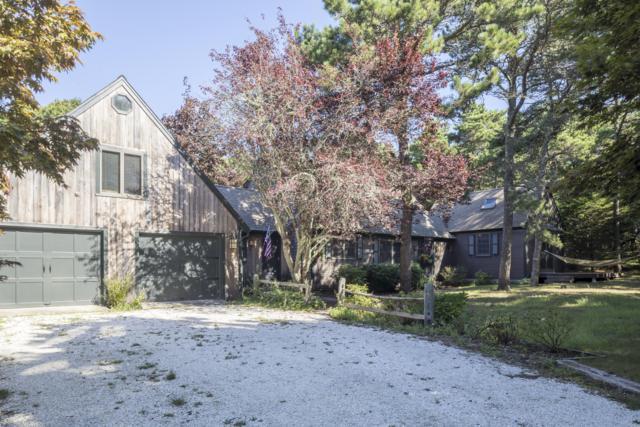 18 Quail Ridge Road, Truro, MA 02666 (MLS #21807168) :: ALANTE Real Estate
