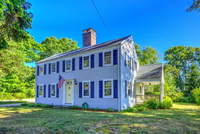 22 Siders Pond Road, Falmouth, MA 02540 (MLS #21807182) :: ALANTE Real Estate