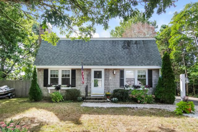 5 Little Cove Circle, West Dennis, MA 02670 (MLS #21807198) :: ALANTE Real Estate