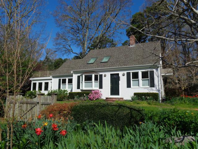 140 Paine Hollow Road, Wellfleet, MA 02667 (MLS #21807209) :: Rand Atlantic, Inc.