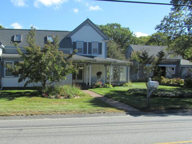 1653 Orleans Road, East Harwich, MA 02645 (MLS #21807218) :: ALANTE Real Estate