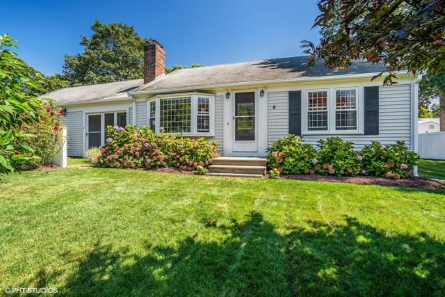 42 Wilson Road, West Yarmouth, MA 02673 (MLS #21807222) :: ALANTE Real Estate