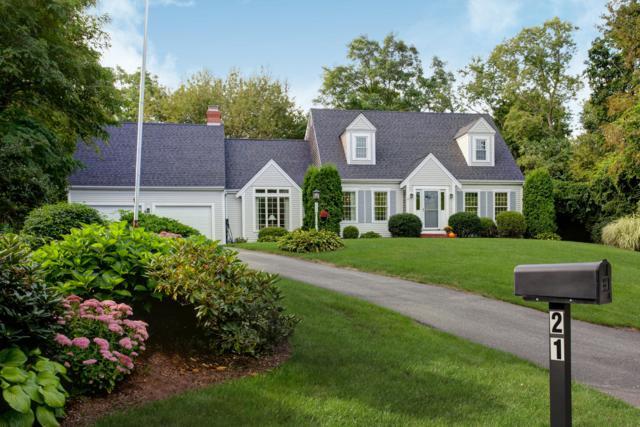 21 Stoney Pond Circle, Marstons Mills, MA 02648 (MLS #21807223) :: ALANTE Real Estate