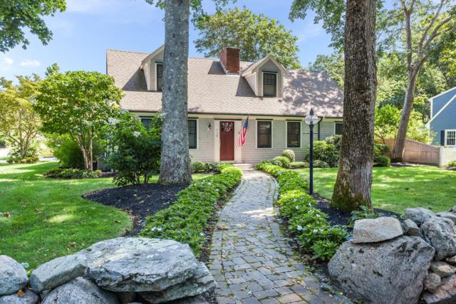 110 Mill Road, Falmouth, MA 02540 (MLS #21807235) :: ALANTE Real Estate