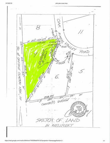 37 Oak Valley Road, Wellfleet, MA 02667 (MLS #21807265) :: Rand Atlantic, Inc.
