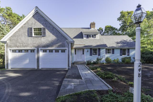 248 Round Cove Road, Chatham, MA 02633 (MLS #21807458) :: Bayside Realty Consultants